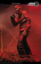 "McFarlane Toys Movie Maniacs Freddie Krueger 18"" Motion Activated Sound Figure"