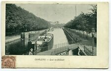 CPA - Carte Postale - Belgique - Charleroi - Quai de Brabant (B8870)