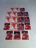 *****Daniel Shank*****  Lot of 36 cards.....6 DIFFERENT / Hockey