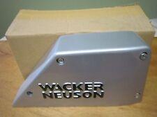 Wacker WP1550 Beltguard Upper fits WP1540 vibratory plate compactors 0119164