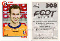 "RARE !! ROOKIE Sticker Petr CECH ""FRENCH FOOT 2004"" Panini"