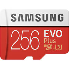 Samsung EVO Plus Micro SD Card  Class 10 UHS-I MicroSDXC With Adapter