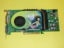 WINFAST NVIDIA 6800 XT 128MB 256 BIT AGP GRAPHICS CARD TESTED!