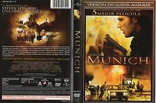 MUNICH 2005 Film by Steven Spielberg Spain DVD
