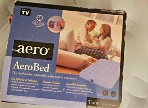 AeroBed Twin Size Inflatable Bed