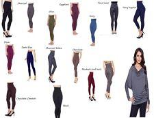 $29 Rhonda Shear Smooth Tootsie Seamless Shaping Leggings 135948-561754 SALE $13