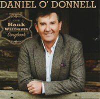 DANIEL O'DONNELL - THE HANK WILLIAMS SONGBOOK *NEW 2015 CD ALBUM*