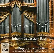J.S.Bach: Arrangements For Organ (SACD), New Music