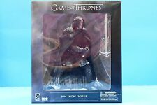 Game Of Thrones By Dark Horse Deluxe Jon Snow Figure AWESOME