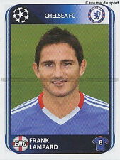 N°356 LAMPARD # ENGLAND CHELSEA.FC UEFA CHAMPIONS LEAGUE 2011 STICKER PANINI