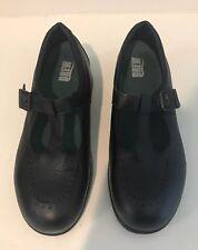 Womans DREW orthopedic Shoe 14240-12 Size 8.5 W Roma Black Calf New No Box