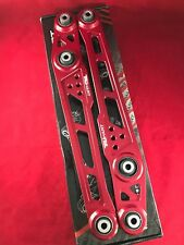 TruHart Rear Lower Control Arm 96-00 Honda Civic  ANODIZED RED