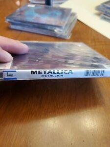 1991 Metallica (Elektra 9 61113-2) Brand New Sealed Fast free 🇺🇸ship