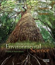 Principles of Environmental Science : Inquiry and Applications by Mary Ann...