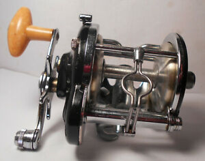 Vintage OCEAN CITY No. 965 Levelwind Saltwater Conventional Fishing Reel RARE!!!