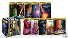New Star Trek I-X theater version Blu-ray 50th Anniversary BOX Steel book Japan
