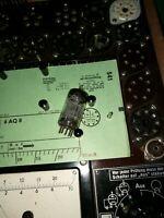 Telefunken ECC 85 E-Röhre Raute 14/14 mA Tube Valve auf Funke W19 geprüft BL1567
