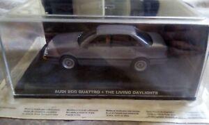 James Bond Car Collection Audi Quattro P&P Discount on multiple purchases.