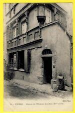 cpa Auvergne 63 - THIERS Vieille Maison de l'HOMME des BOIS Point d'eau Fontaine