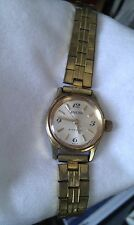 Ladies Enicar Seapearl Automatic Watch, Gold Plated EPSA Super Compressor Case
