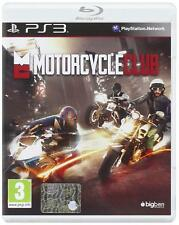 MOTORCYCLE CLUB | PS3 | Playstation  | NEU & OVP | USK18