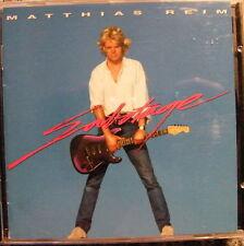 CD Matthias Reim / Sabotage – Schlager Album 1993