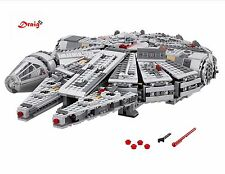 LEGO Star Wars-Millennium Falcon - 75105 * NO Minifigures *