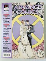ADVANCE COMICS PREVIEW MAGAZINE #61 JANUARY 1994 JOE MADUREIRA X-MEN COVER!