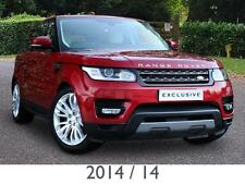 2014 14 Land Rover Range Rover Sport 3.0 TD V6 SE 4x4 5dr
