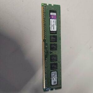 Lot of 4 Kingston 4 GB, 12 GB Total, 1333MHz DDR3 PC3-10600 240-Pin ECC DIMM