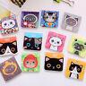 3 Stk/Set Karikatur Magnet Lesezeichen magnetisch Katze Geschenk Idee Neue
