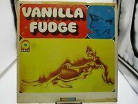 VANILLA FUDGE: VANILLA FUDGE- LP 1967 Atco Records 33- 224 Mono VG/VG+ cG