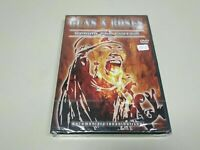 JJ8- GUNS N ROSES BEHIND THE CURTAIN DVD DOCUMENTARY UNAUTHERISED NEW PRECINTADO