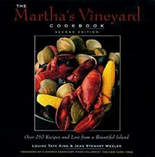 The Martha's Vineyard Cookbook: Over 250 Recipes and Lore from a Bountiful Islan