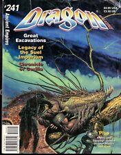 TSR DRAGON MAGAZINE VO ISSUE #  241 NOVEMBER 1997
