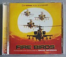 Fire Birds - David Newman Intrada CD