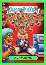 """Garbage Pail Kids Flashback Series 3 Green Adam Mania Chase Card #3 """"Slot Machi"""