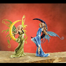 Fairy Figurine- Magical gift/ Home decor/ Fine craft/ Perfect gift/ Set of 2