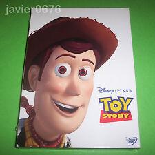 TOY STORY DISNEY PIXAR DVD NUEVO Y PRECINTADO SLIPCOVER