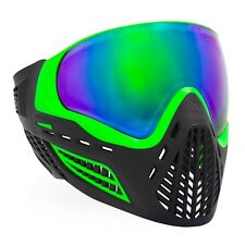 Virtue VIO Ascend Thermal Paintball Goggle / Mask - Lime Emerald