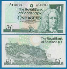 Scotland 1 Pound P 351 e 2001 UNC  Low Shipping! Combine FREE! (P-351e)