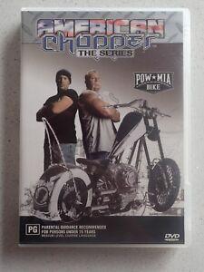 American Chopper - Jet Bike (DVD, 2005) - Region 4