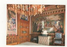 Schloss Neuschwanstein Wohnzimmer Germany Postcard 726a
