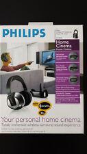 Casque audio sans fil home cinema Philips SHC8585