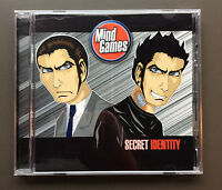 MIND GAMES - Secret Identity CD EP NEW 4 Tracks Australian Punk Rock RARE