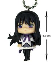 Puella Magi Madoka Magica Japan Anime Figure Keychain pmm0903 Homura Akemi