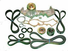 Timing Belt Kit(Fits: 2004 Nissan Xterra) Water pump Tensioner Drive Belts Seals