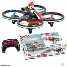 Carrera RC Drone Quadrocopter Mini Mario Remote Quad Copter Nintendo