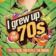 Various Artists: I Grew Up in the 70s: (CD)