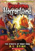Streets of Panic Park (Goosebumps HorrorLand #12) by R. L. Stine